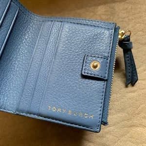 Tory Burch Bags - Blue small Tory Burch wallet